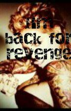 Im Back For Revenge by khanom123