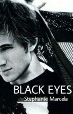 BLACK EYES by StephanieMarcela