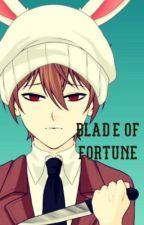 Blade of Fortune-SamGladiator X Reader by Cookie_Crumblez