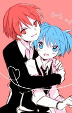 Karma×Nagisa One Shots (yaoi) by Berrybluejay