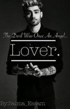 Lover.|عَاشِقٌ by slama_Essam