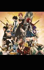 The New Member (Fairy Tail) Volume1 -Completed- by Twilight-C
