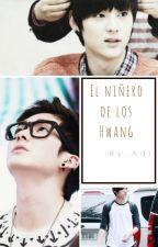 El niñero de los Hwang by AdiYoung13