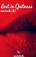 Lost in Quietness -minizerk AU-  by mustachioliz