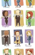 Supernatural: Archangels (Sequel) (Incomplete/Editing) by MarvelandDCunite