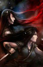 Ariadne & Ofélia (Conto - Parte Única) by AndreLuis1