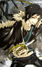 Caution Tape {Izaya x Reader} by Hibaeya