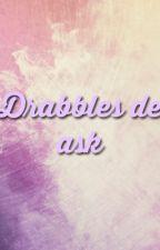 {Varias} Drabbles de ask by Nimsshi
