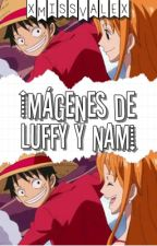 Imágenes de Luffy y Nami (One Piece)✌. by xMissValex