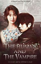 The Human & The Vampire by _Yuuki_Aica_