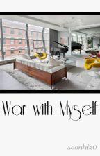 War with myself• Chanbaek by Soonhiz0