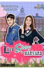 Love Story In Harvard by SimbaDeer307