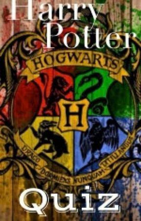 Harry Potter Quiz by Noukiepower