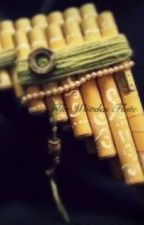 The Wooden Flute  by vaporeo_