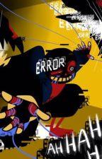 Error Sans in Underswap (Full comic) by Undertale-Books