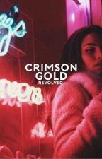 Crimson Gold by revolved