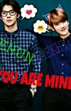 You Are Mine (SeBaek ff) by SeBaekhet42