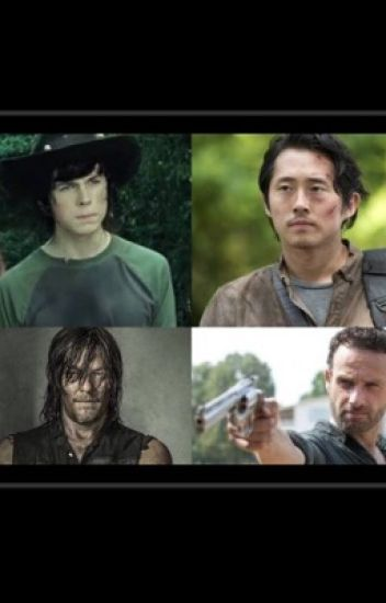 The Outbreak (Carl grimes x reader fanfic book)