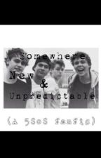 Somewhere New & Unpredictable (A 5SOS / 5 Seconds of Summer fanfic.) by MichaelTheKangaroo