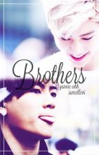 Brothers || Markson by yunnie_ahh