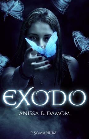 Éxodo by AnissaBDamom