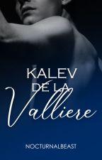 Sexy Beast #3: Kalev De La Valliere (#Wattys2016) by NOCTURNALBEAST