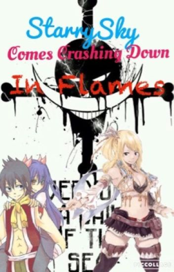 Starry Sky Comes Crashing Down In Flames (One Piece and Fairy Tail crossover)