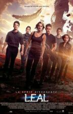 Fanfic Divergente by karlale12