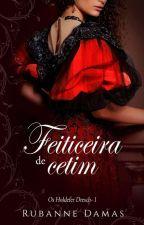 Feiticeira de Cetim by RuDamas