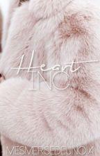 Heart Inc. by mesmerisedeunoia
