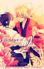 Forever Yours (A Sasunaru Fanfiction) by Deathfantasy4749