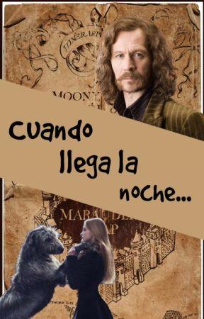 Sirius Black   Cuando llega la noche... (Harry Potter Fanfic) by AvellanedaBP