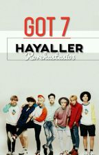 HAYALLER GOT7 by Korehastasi03