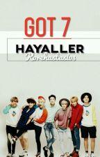 HAYALLER GOT7 by Korehastasi03