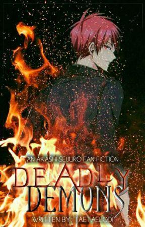 Demons | Akashi Seijurō <Currently Editing> by taetaelodi