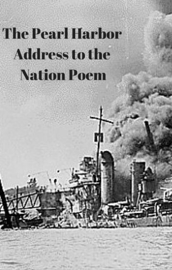 pearl harbor address to the nation