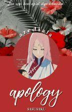 Apology ➳ SasuSaku by Azediala