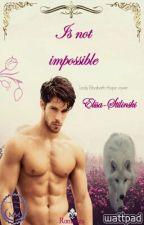is not impossible [#Wattys2016] by Elisa-Stilinski