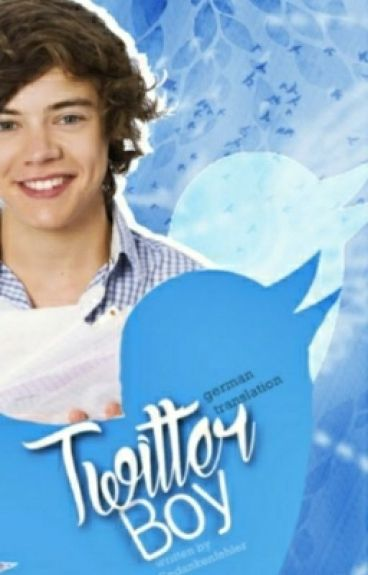 Twitter boy • Larry  [german translation]