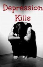 Depression Kills by knmazzeo