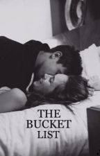 The bucket list by savannahjademoonsamy