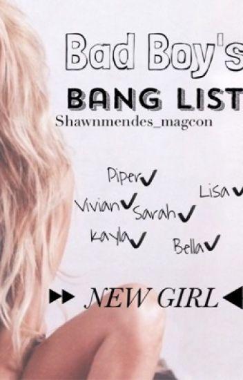 Bad boys bang list