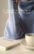 It Started With A Therapy Session by -numinous-