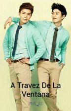 A Travez De La Ventana by hae_lulu