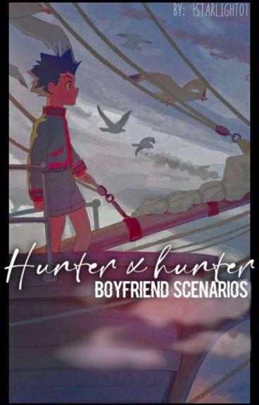 Hunter X Hunter Boyfriend Scenarios