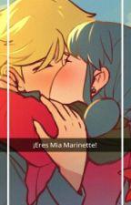 ¡Eres Mia Marinette! ~ Adrienette  by PricessAgreste