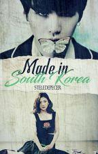 Made in South Korea  by steledepecer