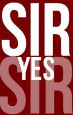 Sir, yes Sir! by treacherousprincess