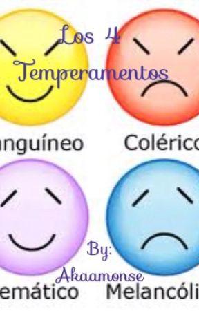 Los 4 Temperamentos  by Valeriemonse