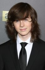 Chandler Riggs Smut by FakeChandlerRiggs